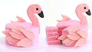 The brushstroke cake trend! SUPER easy and beautiful! This techniqu...