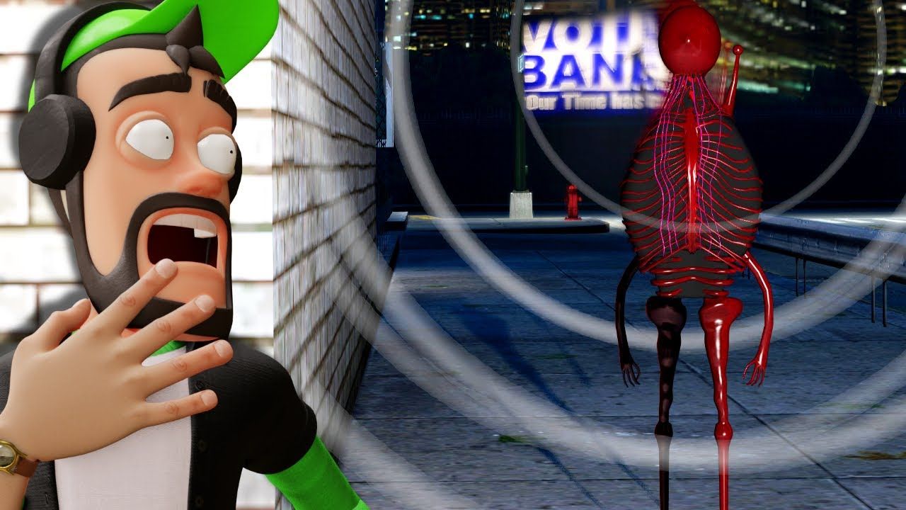 If You Hear a Ringing Bell in Gmod.. RUN!! (Garry's Mod)