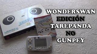 Bandai WonderSwan Tarepanda no Gunpey Edición Especial Unboxing