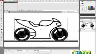 How to do easy Animation in animation on Flash CS3 Pro