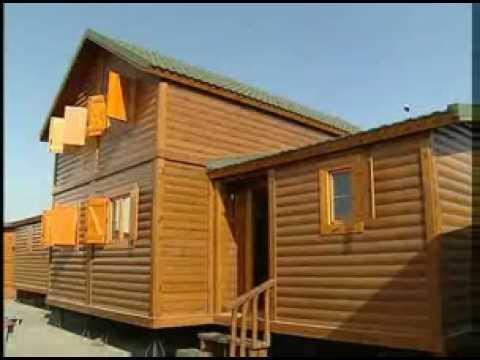 Venda de cases de fusta casas ricci en canal nou youtube - Casas prefabricadas malaga ...