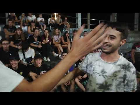 LOLILLO VS DHARE (BATALLÓN) - CUARTOS
