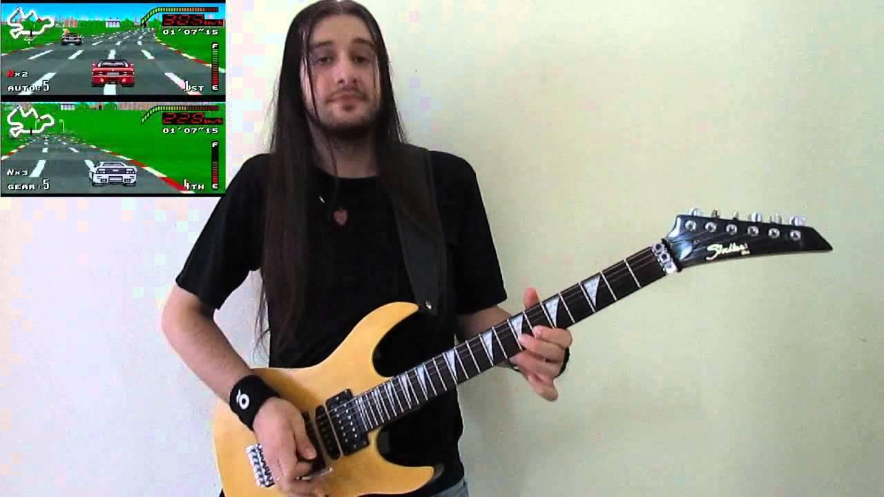 Top Gear Theme Guitar - YouTube