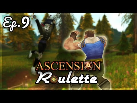 WoW Ascension Roulette | A New Direction | Project Ascension RNG Let's Play! Ep.9