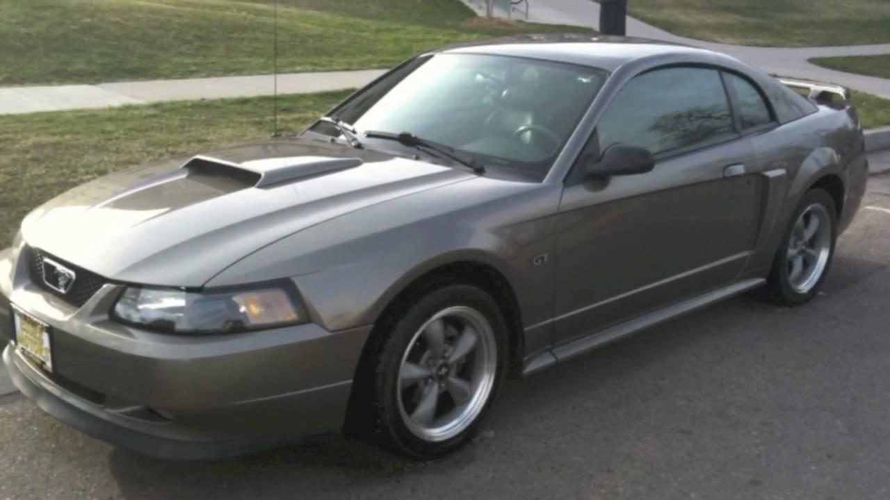 02 Mustang Gt