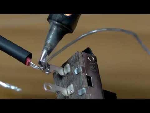 Cara membuat sepatu listrik high voltage