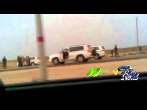 Libya - 20.01.2014 Green Resistance Champions - outskirts of Zuwarah