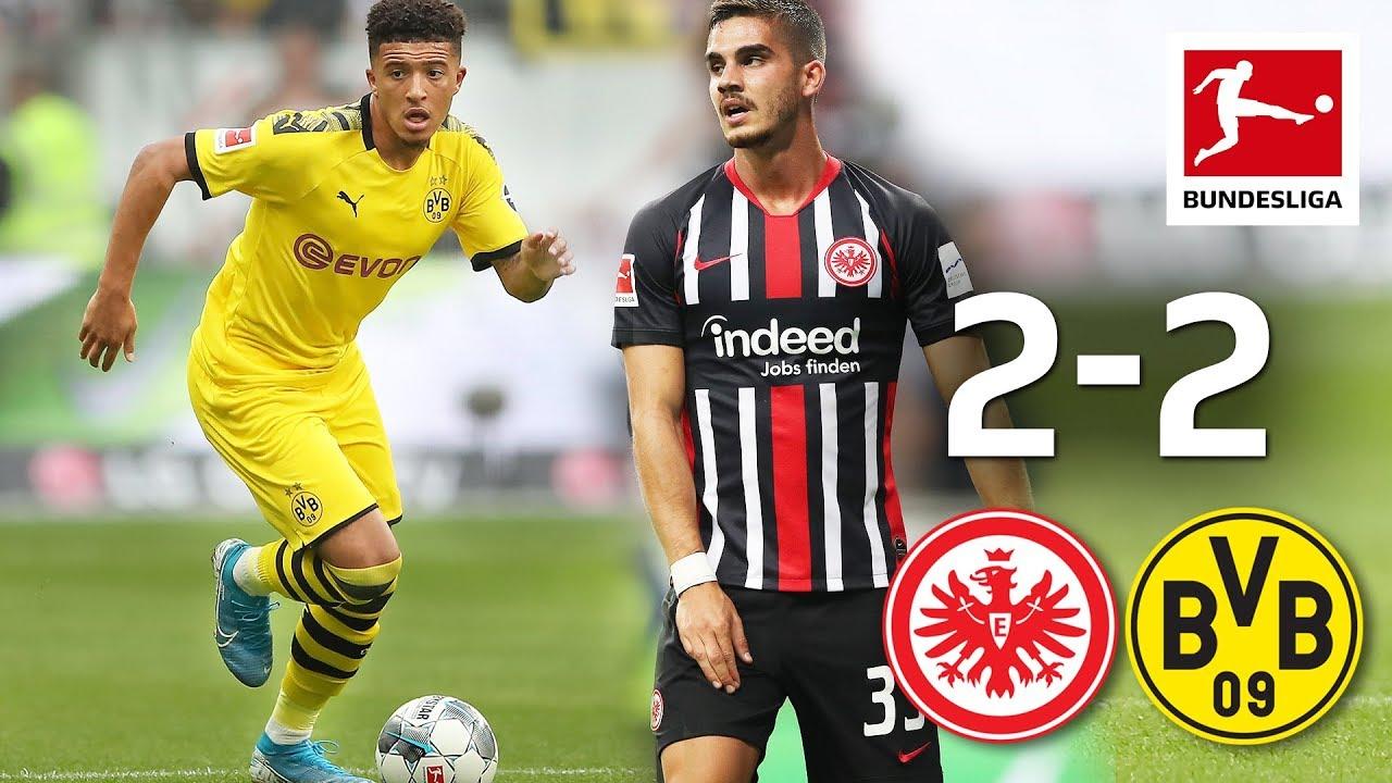 Eintracht Frankfurt Vs BoruГџia Dortmund