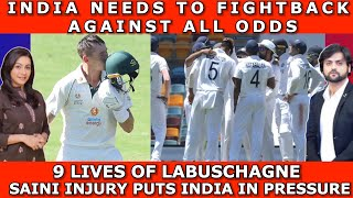 Download India needs to FIGHTBACK against ALL ODDS | India vs Australia 4th Test Gabba Brisbane |