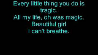 Matchbox Twenty - Disease with lyrics