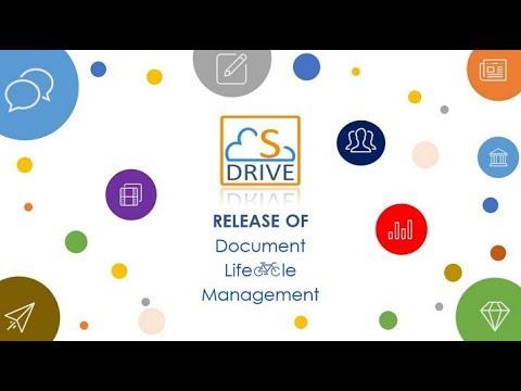 S-Drive | Extra storage space on salesforce com | CyanGate