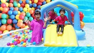 ★ボール300個~!「リアルボールプール!」★Real Ball Pool★ thumbnail