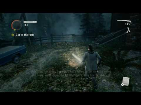 Alan Wake - Episode 4: The Truth - ALL Collectibles