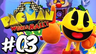 Pac-Man World Rally - Part 3 - Watermelon Cup! (1080p60)