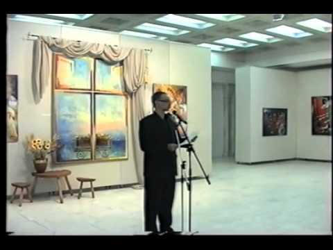 Exhibition Anna Ravliuc at the Parliament of Romania part 2 360p