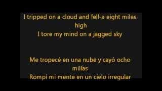 Just Dropped In - Kenny Rogers. Lyrics Español - English