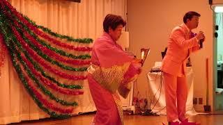 志田浜温泉 泰楽五郎宴舞台