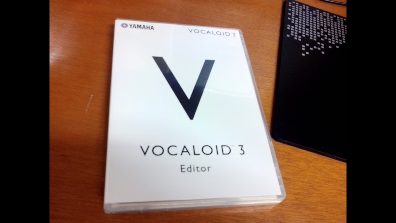 Vocaloid 3 Editor 【3 0 5 0】 Free Edition + Download