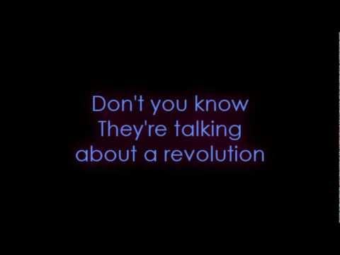 Tracy Chapman - Talking About a Revolution (Lyrics)