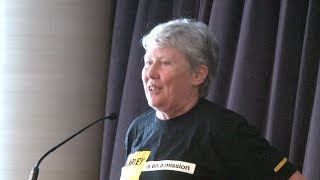 From Nowhere to Nobels: Maria Klawe, President, Harvey Mudd College