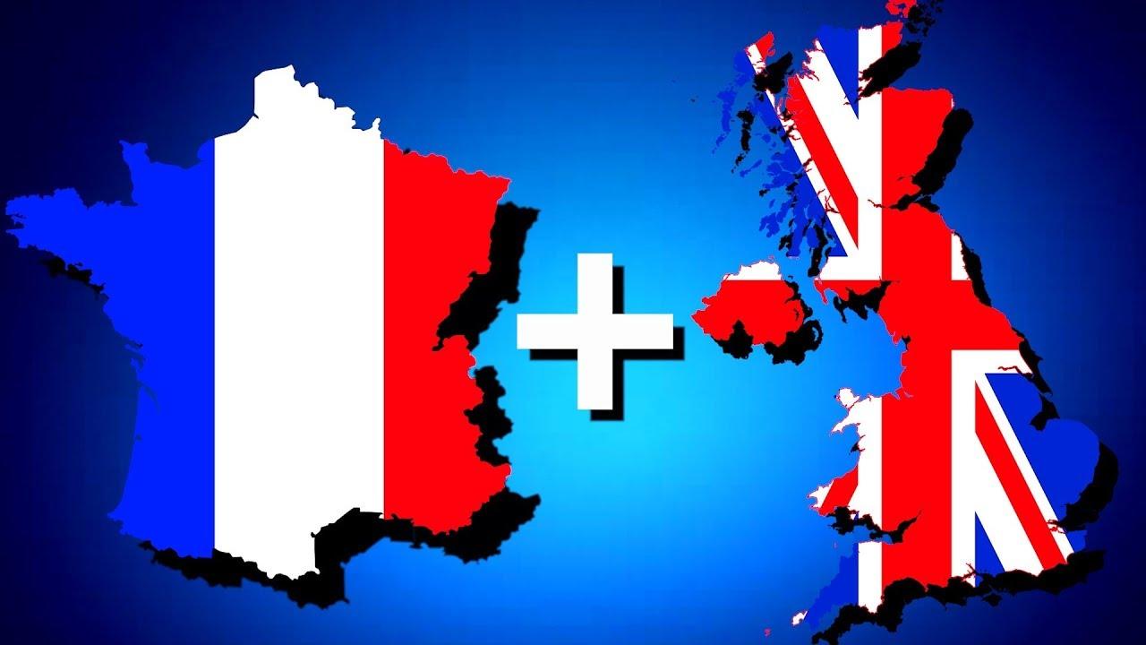 Franco-British Union! | Hearts of Iron 4 [HOI4 Waking the Tiger]