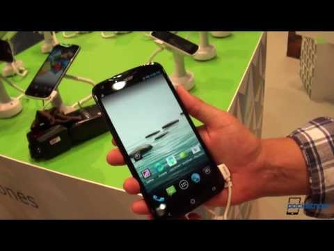 Acer Liquid S2: Hands On at IFA 2013