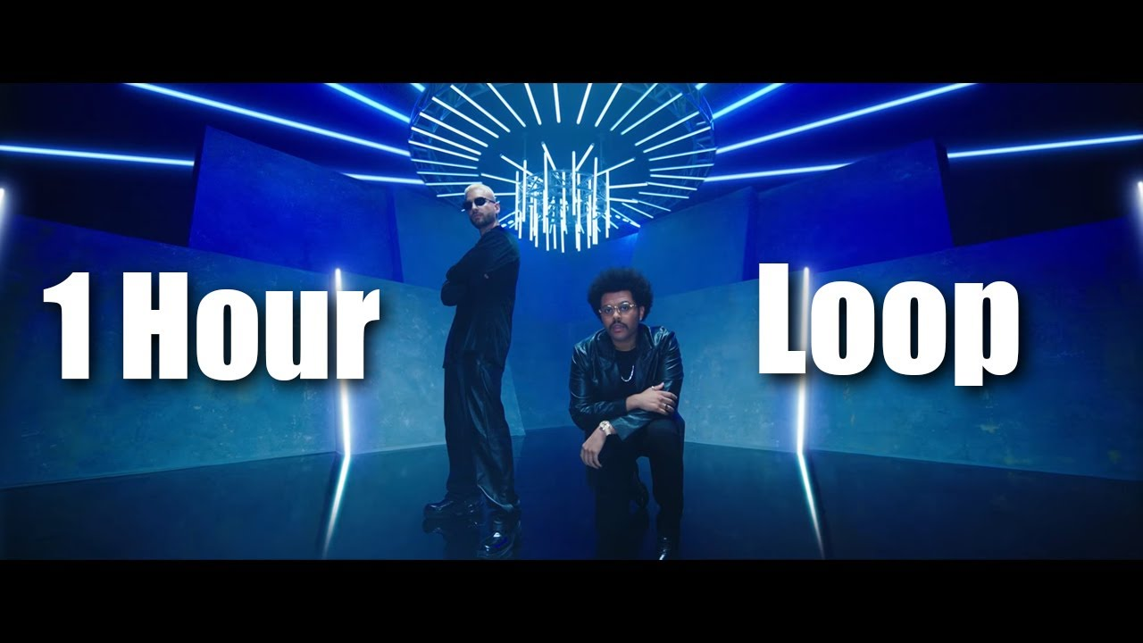 Download Maluma & The Weeknd - Hawái Remix (1 Hour Loop) (1 Hora)