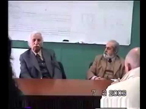 Tamburi Cemil Bey Söyleşi 2003
