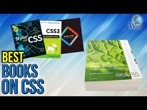 7 Best Books On CSS 2017