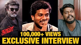 Rajini Sir rehearses vigorously & fears on take - Kaala Lenin  Exclusive Interview   IBC TAMIL