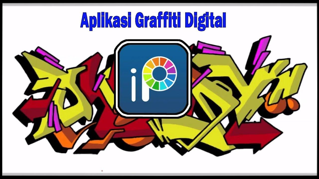 Membuat graffiti digital dengan aplikasi di hp ibispaint