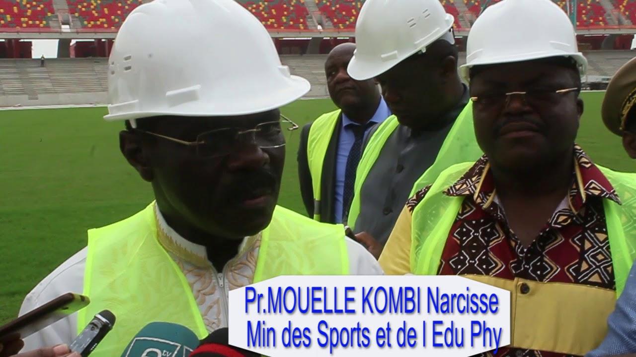 Pr.Mouelle Kombi Narcisse Ministre des sports et de l Education Physique par Vincent Kamto.mp4
