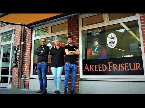 Akeed Friseur Münster   Beber Shop Teaser 2019 Video By :Bahram.navahan