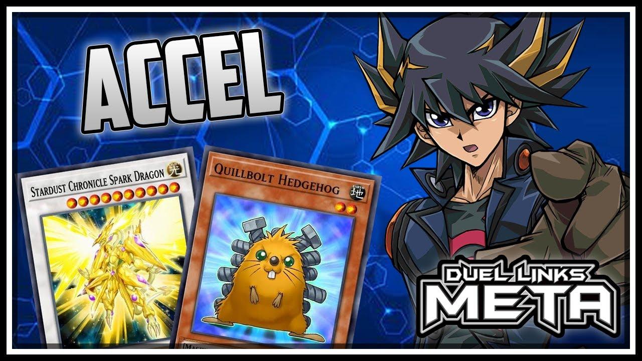 Yusei Accel Super Synchro Deck! [Yu-Gi-Oh! Duel Links]