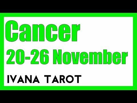 💘 NEW PROSPERITY Cancer Weekly Reading 20 - 26 November 2017 - Ivana Tarot