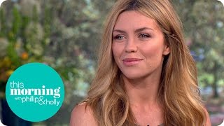 Abbey Clancy On Writing Her Debut Novel | This Morning