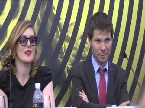 Locarno 66  conferenza stampa Les Grandes Ondes à l'Ouest part 3