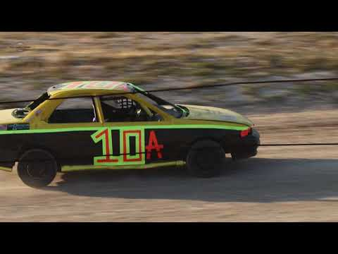 Wild Bill's Raceway Mini Stock Heat Race 9/7/19