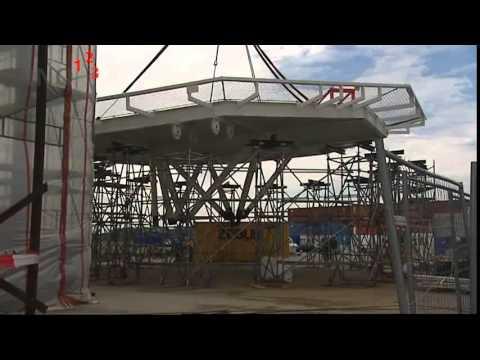 FINO3 - Bau und Errichtung (Züblin)