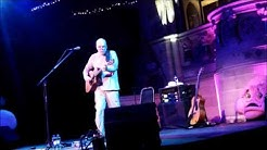 Devin Townsend at the Cottiers Theatre in Glasgow, Scotland (Monday 12th October 2015)