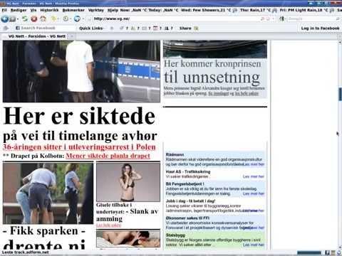 Hvordan bruke Liferea rss nyhetleser i Gnome, Mandriva 2010.1