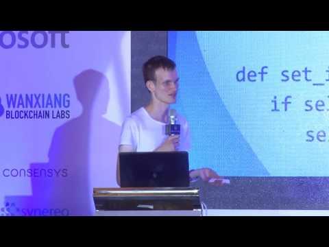 Devcon2  Ethereum in 25 Minutes   Smart Contract Tech   BlockChain Labs