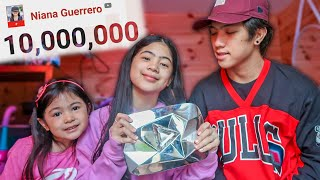 Our Journey To 10 MILLION SUBSCRIBERS | Ranz and Niana