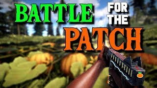 Rust - The BATTLE for the PUMPKIN PATCH