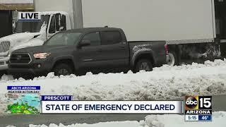 State of Emergency declared in Prescott