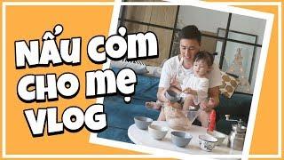 Bố con Cam Cam vào bếp | Nồi chiên không dầu thần thánh | Gia Đình Cam Cam Vlog 43