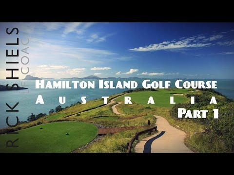 HAMILTON ISLAND GOLF COURSE, AUSTRALIA