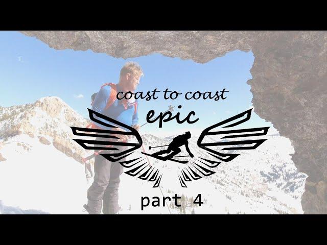 Traffic landing on SAME runway in OPPOSITE direction, flying to Utah - Coast to Coast EPIC: Part 4