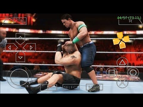 WWE 2K20 PSP Full ISO Mod Official Release+Download Link+Installation Android Offline