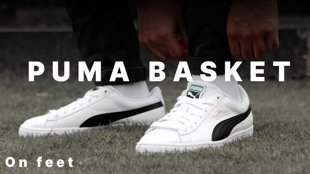 Puma Basket | On Feet | Puma shoes